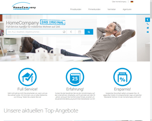 Homecompany aktuelles internetagentur ehe janneck - Homecompany kiel ...